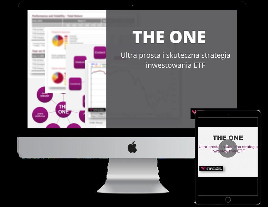THE ONE strategia inwestowania w ETF
