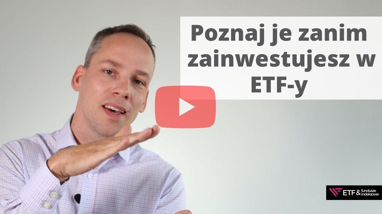 Podstawowe pojęcia inwestowanie w ETF oraz fundusze indeksowe